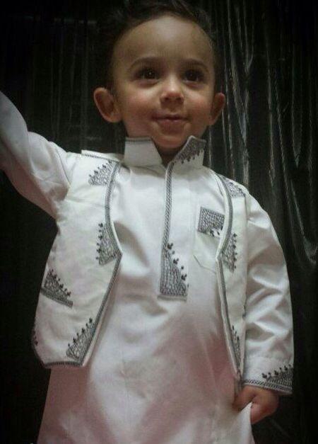 T'es beaux mon fils ❤️😘😘 Babyboy Tunis Khaznadar bébé