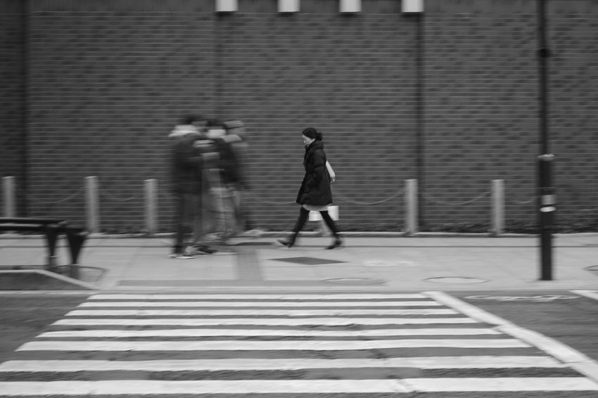 Capture The Moment Streetphoto_bw Walking People Women Panning Motion Blurred Motion Full Length Real People Street Photography Uzu St. Black And White Snapshots Of Life Urban Exploration City Depth Of Field Architecture Fine Art Still Life Full Frame Detail Sigma EyeEm Best Shots 17_04 Welcome To Black Long Goodbye The Street Photographer - 2017 EyeEm Awards