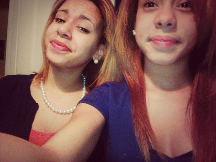 The Twin And I <3 ;p. .
