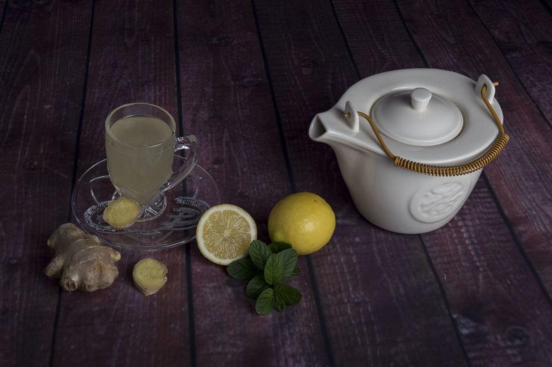 lemon&ginger