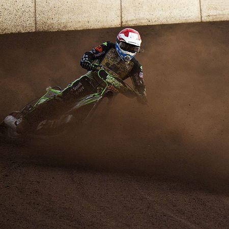 Speedway Speed Dirtbike Dust Sport Berwickbandits Berwick Racing Lifeasiseeit Johnnelson