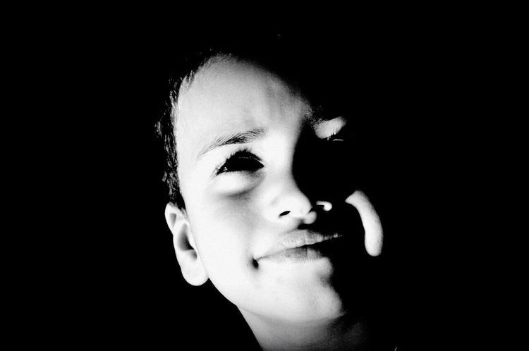 B&W Portrait Children Photography Eye4black&white  Children's Portraits EyeEm Best Shots - Black + White