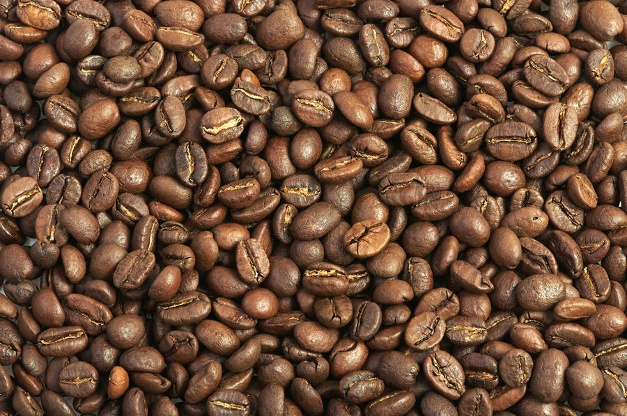 Abundance Arrangement Backgrounds Brown Caffeine Close-up Coffe Coffee Collection Food Food And Drink For Sale Freshness Full Frame Healthy Eating Heap Large Group Of Objects Many Nut - Food Organic Outdoors Repetition Retail  Roasted Coffee Bean Vegetable