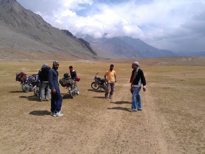 Shandur Polo Ground Highest Polo Ground In The World Top Of The Mountains 37000m