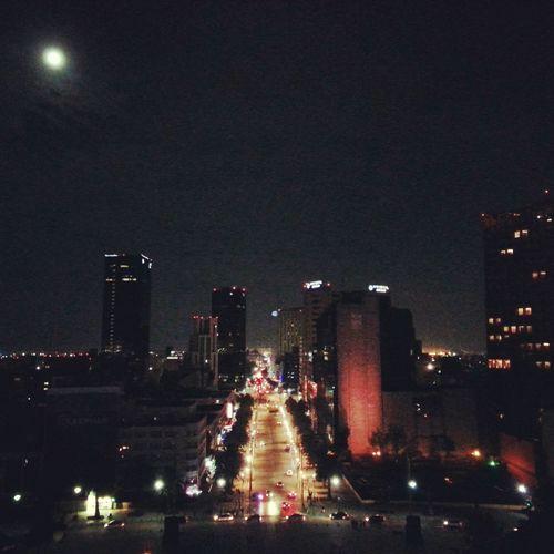 Mexico City Ciudadenmovimiento NOCHE OSCURA