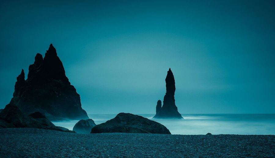 Iceland Black Beach Reynisdranger Iceland First Eyeem Photo