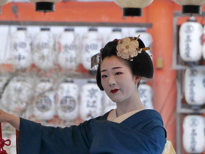 EyeEm Japan Japanese Style Japanese Temple Japanese  Japan Photography Japanese Culture Tommy@collection Japan OpenEdit EyeEm Best Shots Kyoto 京都 節分祭 八坂神社 Maiko 舞妓