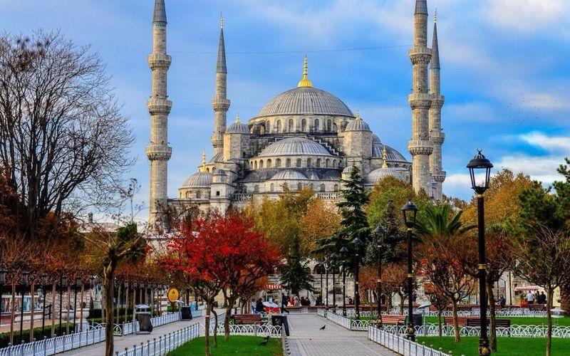 Mezquita Sultan Ahmet-Estambul Türkçe