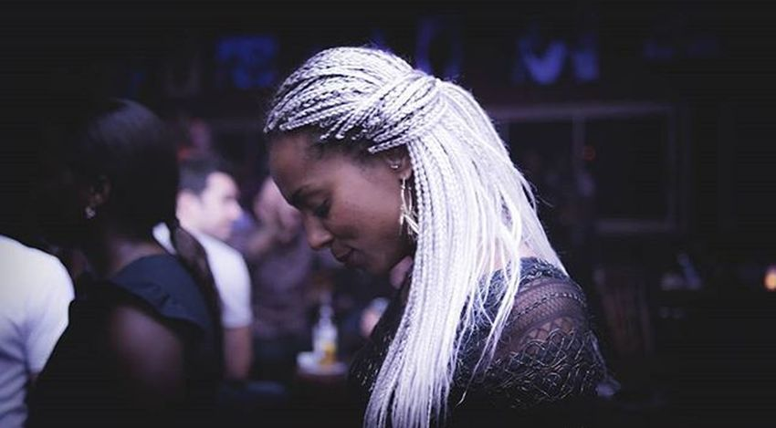 Sarah the white witch Witch Gabon Libreville Night Magic Woman Africa Nightlife GoodTimes Party