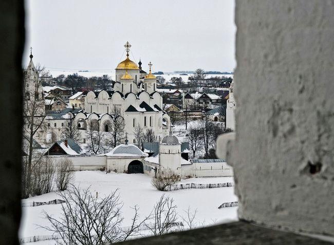 золотое кольцо России Суздаль храмы России