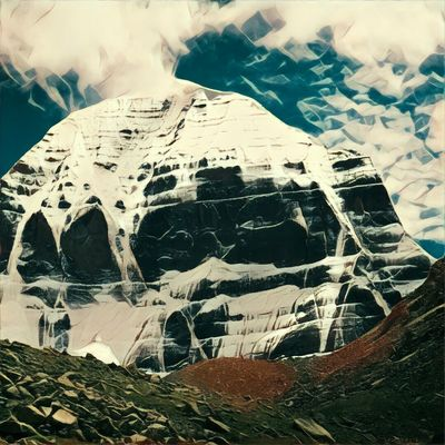 Holy Kailas Majestic тибет Tibet Travel Himalayas Mountain Holy Kailash Kailas