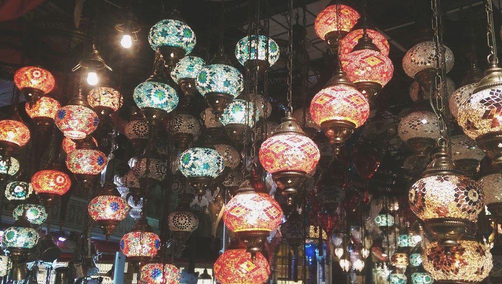 Turkish Lamp Mosaic Tiles Lamps And Lights. Lamps Collection Taking Photos Global Village Dubai