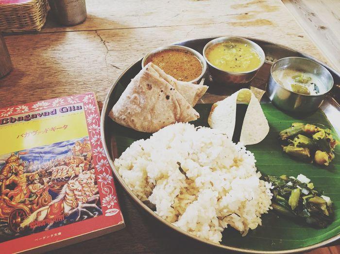 @ケララ食堂 Curry India Food Meal カレー インドカレー 南インドカレー ミールス ケララ食堂 広島