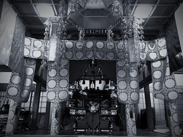 Japanese Culture Temple お寺 お盆 Blackandwhite Black And White EyeEm Best Shots - Black + White Black & White Monochrome Japan