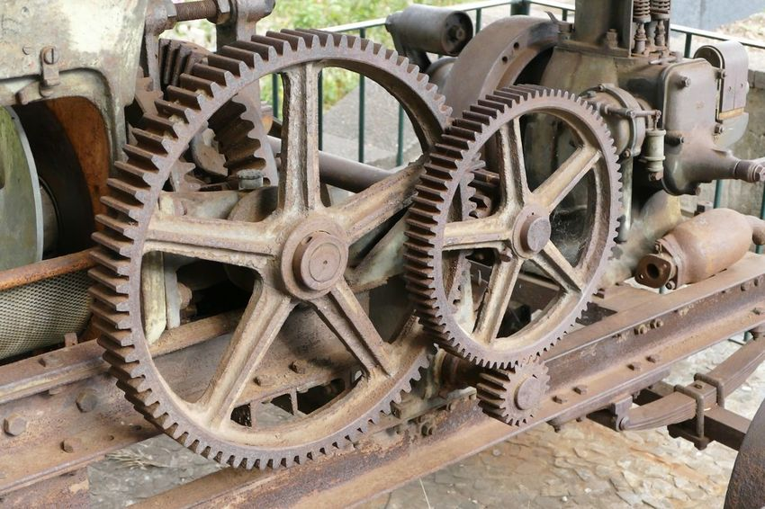 Rusty machinery Cogs And Parts Rusty Metal Rusty Metal Rustygoodness Wheel Equipment No People Rusty