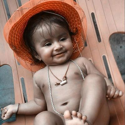 Babydoll  Vagni Cute Loveher Shreyanshi Smile Babygirl