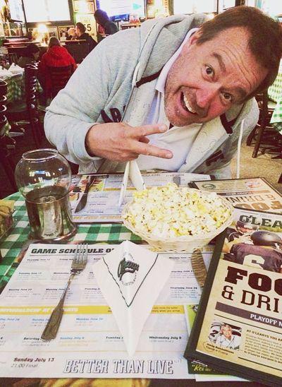 Food Porn Mat Dad Hanging Out