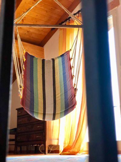 Hanging Indoors