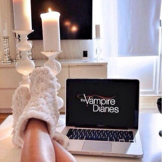 Sereal Vampire Diaries
