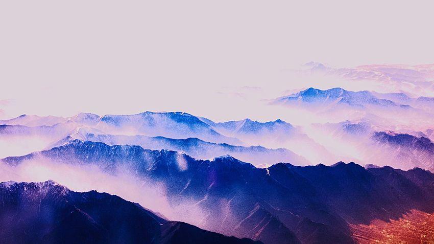 EyeEm Selects Mountain Nature Beauty In Nature Scenics Mountain Range Landscape Sky Mountain Peak