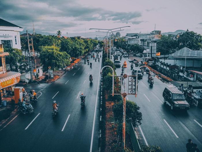 City Rush Hour