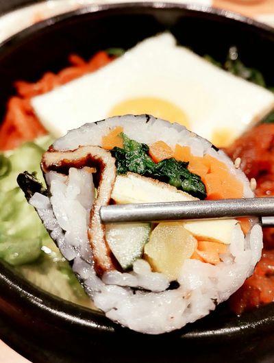 I'm very hungry Korean Food Food♡ Dinner Time Koreanbibimbap