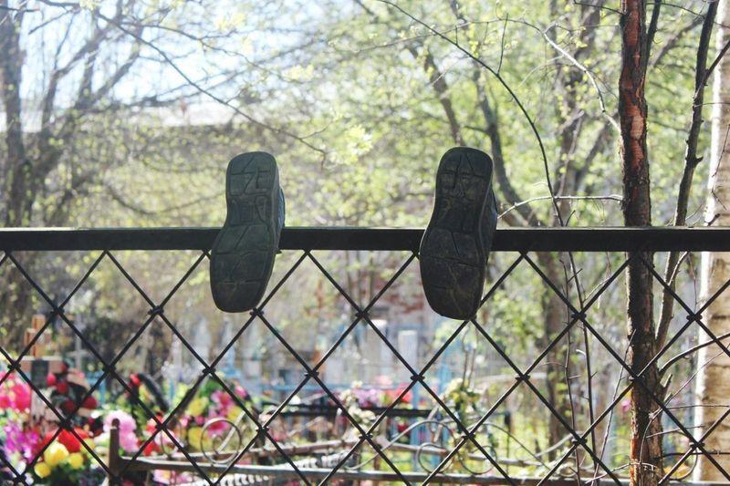 Pravdino Cemetery Fashion Shoes