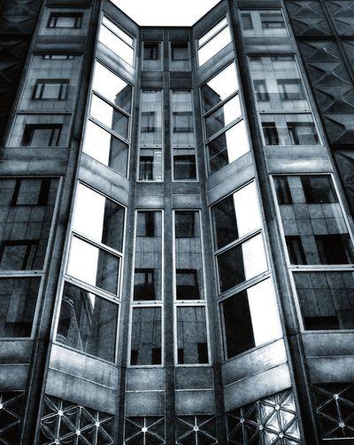 The Architect - 2015 EyeEm Awards Shades Of Grey Streetphotography City Geometry Black & White Simetry Streetphoto_bw monochrome