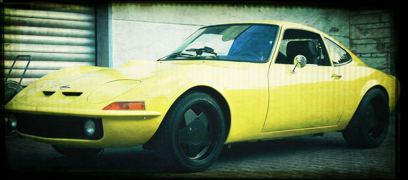 Opel gt.