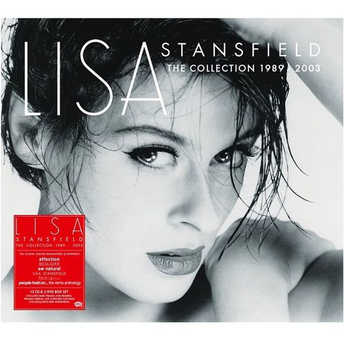 LisaStansfield is getting a remaster as well Allaroundtheworld 1989 is coming around big time