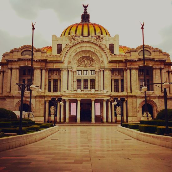 such a gorgeous building. Artmuseum Opera House Historical Building Distrito Federal  Mexico City