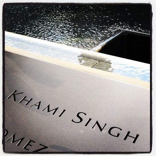 Khamladai Khami Singh - Another #Sikh remembered. #nyc #911memorial #singh NYC Memorial Newyork 911 Newyorkcity GroundZero Twintowers Sikh 911memorial Singh 911victim