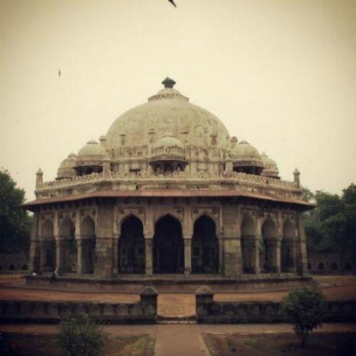 India's oldest Garden Tomb: Isa khan Niazi ka Maqbara in Humayun 's Tomb Complex DelhiHeritage Monument ExploringDelhi