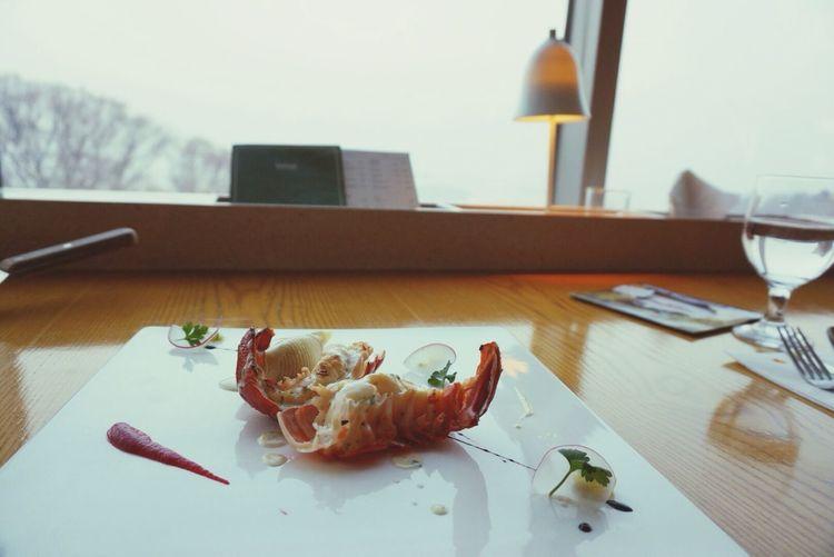 Lobster 남산타워