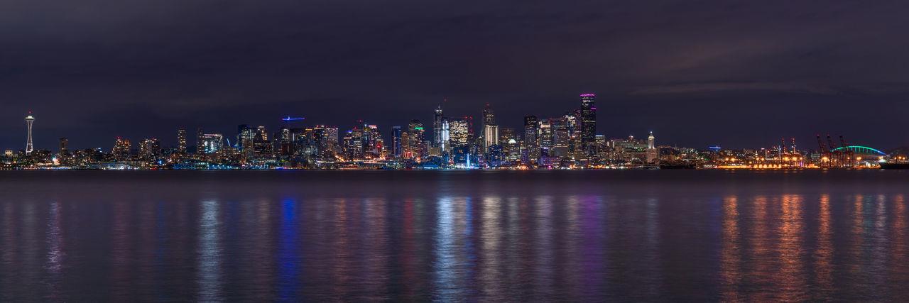 A panoramic