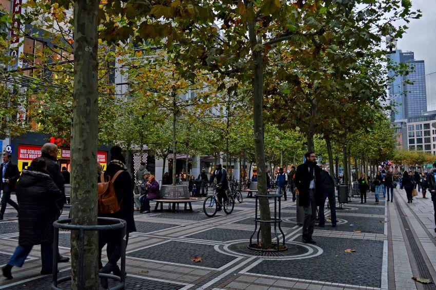 My Trip In Germany Frankfurt Streetphotography Visiting ?