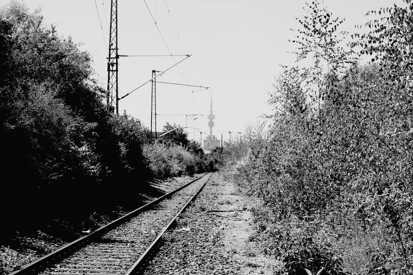 Momente In München Railway