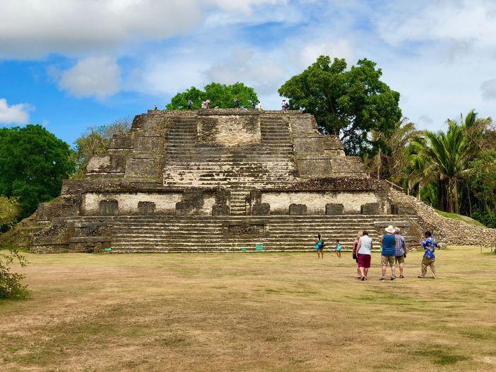 Maya Ruin Altun