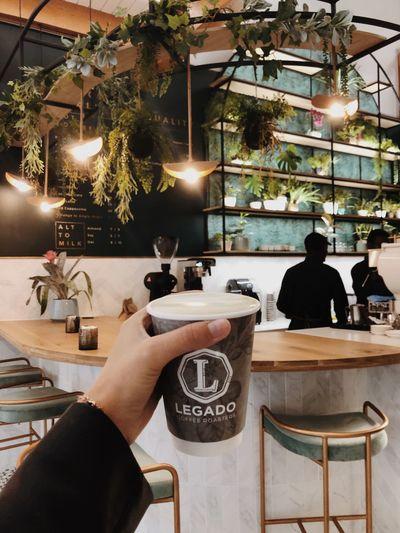 Coffee Human