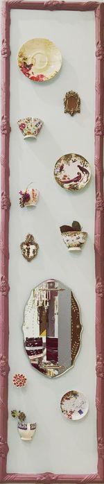 Vintage British Nice Interior Creative Good Idea Plants Coffe Cup
