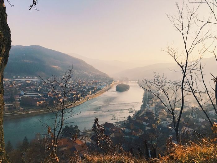 River View Drina Awesome Day First Eyeem Photo