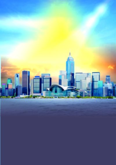 Back Brine Pond Waves Bright Cloud Colors Rear View Architecture Background Color Building Building Exterior Built Structure City City Life Cityscape Cloud - Sky Financial District  Modern No People Sky Spire  Tall - High Tower Urban Skyline