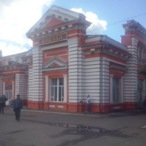 железная_дорога Железнодорожный_вокзал Дмитров