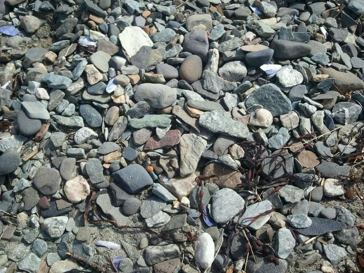 Stone - Object Pebble High Angle View Backgrounds Abundance Rock - Object Full Frame Large Group Of Objects Day Nature Tranquility Outdoors Stone Material Non-urban Scene Beauty In Nature Tourism Tranquil Scene Shore No People Gravel BEACH!  Beachrocks Ocean Photography Beach Photography Nature