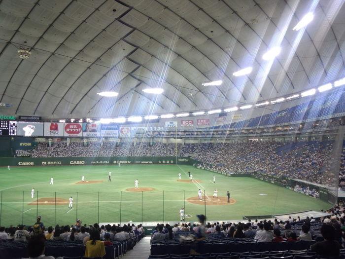 tokyodome baseball