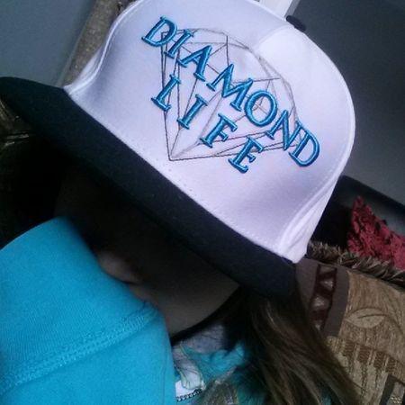 DiamondLife Thats Me  SNAPBACK♡