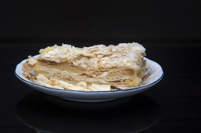 Napoléon cake