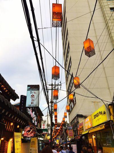 EyeEmNewHere Seoul Gyeongbokgung Food Road Sky IPhone Afternoon The Week On EyeEm Korea A Back Road