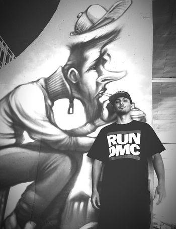 Showcase: February Suburban Graffiti RunDmc