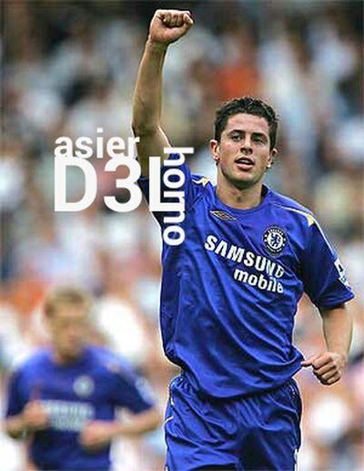 Asier d3l horno. 2006 Chelseafc Football BarclaysPremierLeague